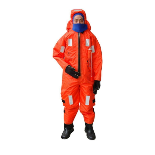 marine lfie saving water proof immersion suit for sale  DBF-I(A)