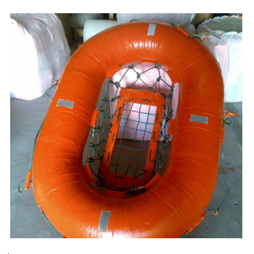 Factory Direct Sale Marine Life Buoy with orange Life Saving Floating   SY-11