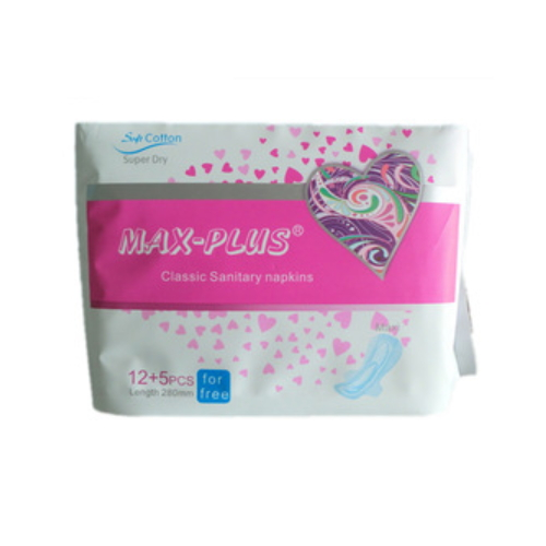 Professional made wholesale diversion layer ladies sanitary pads for free QD124