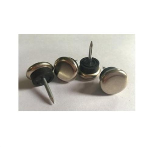 Metal Nickel Base Nail-On Glides NG004