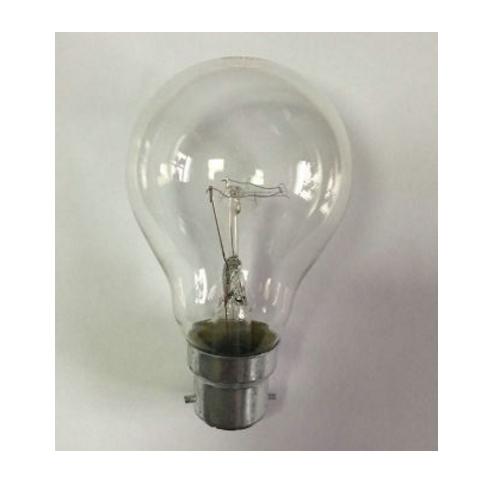 Industrial Incandescent Lamp Glass Shell White Bulb  JML-1
