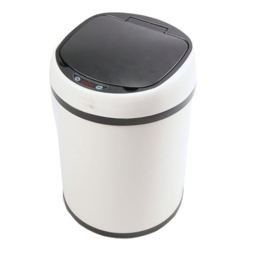 6L Stainless Steel Colorful Household Touchless Automatic Trash Cans  VT2C-6L