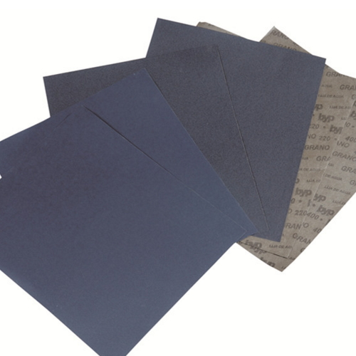 silicon carbide latex paper waterproof sanding paper FM58
