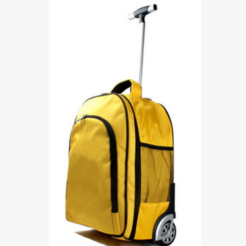 OEM wheeled backpacks pull rod luggage bag  SZ-14