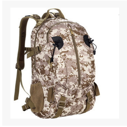 Personality camouflage pattern backpack   DJ-01-BP039