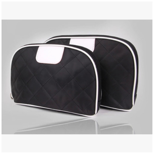 PU leather toiletry wash bag make up cosmetic bag   FLCB080