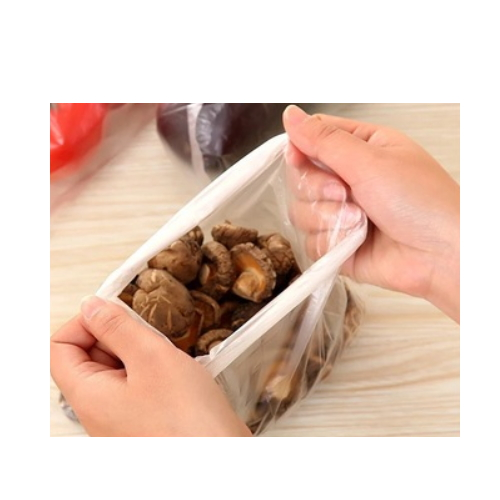 hot sale plastic bag on roll for food packaging   HS103
