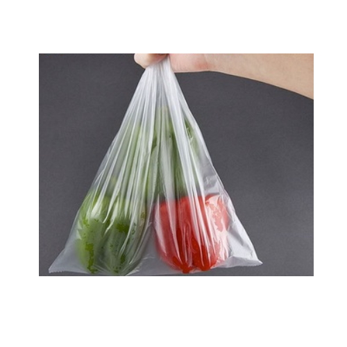 Wholesale outdoor clear ldpe flat food bags on roll   HS110