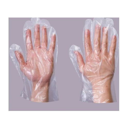 Disposable PE Gloves,Medical Glove, Plastic HDPE Gloves   HS114