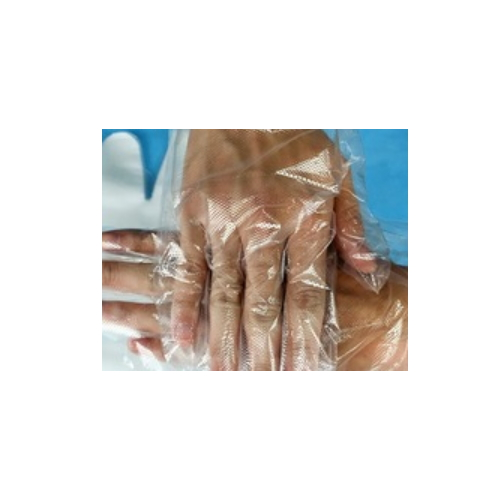 Top Sale custom plastic disposable gloves  HS118