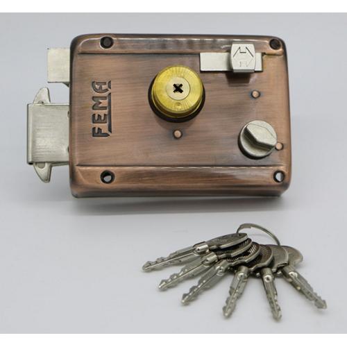 Rim door lock  ZS-1