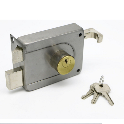 Cheap Secure Top Professional room door lock rim lock  ZS-20