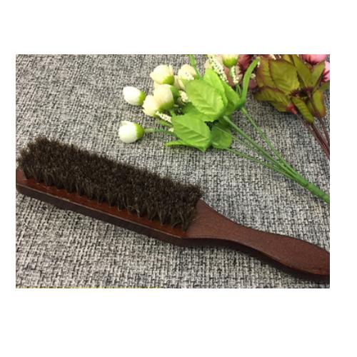 Eco-Friendly boar bristle hair brush   FD02