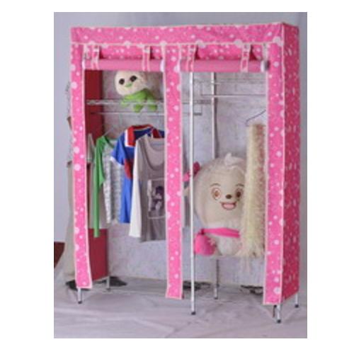 portable bedroom furniture cloth wardrobe  GF-150A