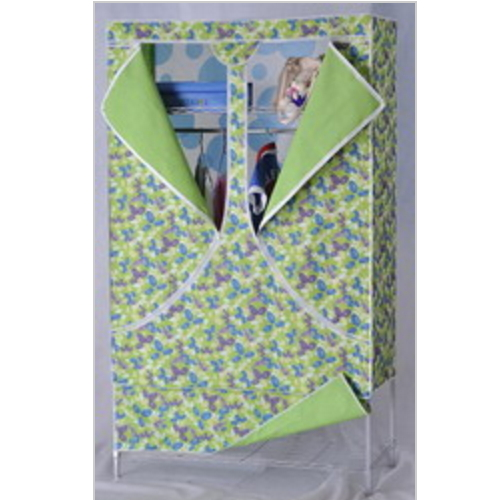 Non-Woven Wardrobe Design For Bedroom GF-110