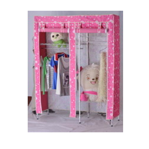 Wardrobe With Shoe Rack Shelves  9150A