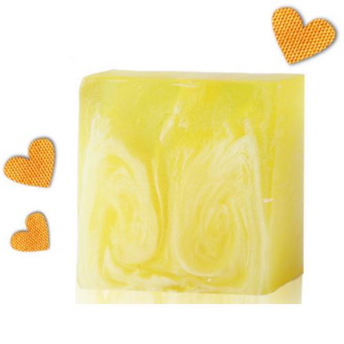 facial beauty soap 100 g round shape  022