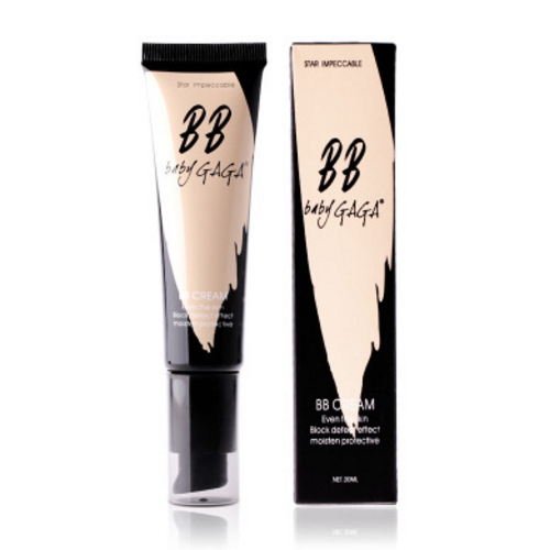 Soft Flawless Foundation BB Cream Tube Cosmetics Natural Waterproof     GZ-11