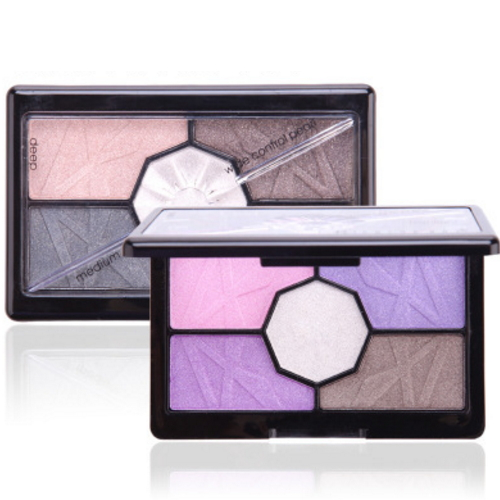 original design,5 color natural cosmetic eyeshadow   GZ-23