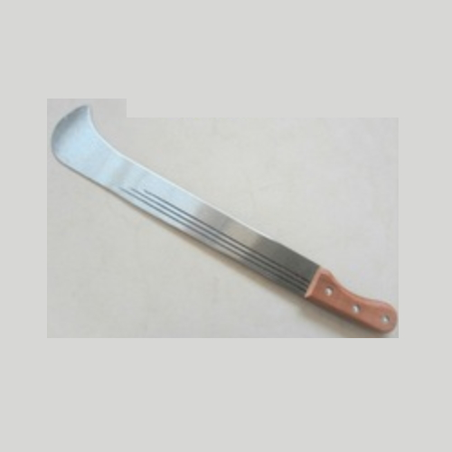 machete, cane knife with red wooden handle M741
