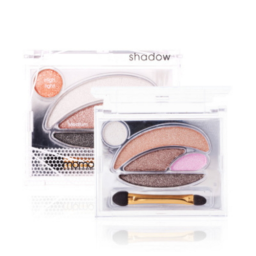 Hot 5 Colors Eye Shadow Makeup Palette High Quality Powder Smoky Eyes   GZ-35