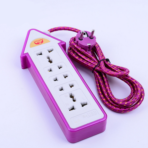 high quality waterproof industrial plug socket  AHL124