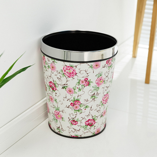 Factory Supply Attractive Price Plastic Kitchen Garbage Cans  3801