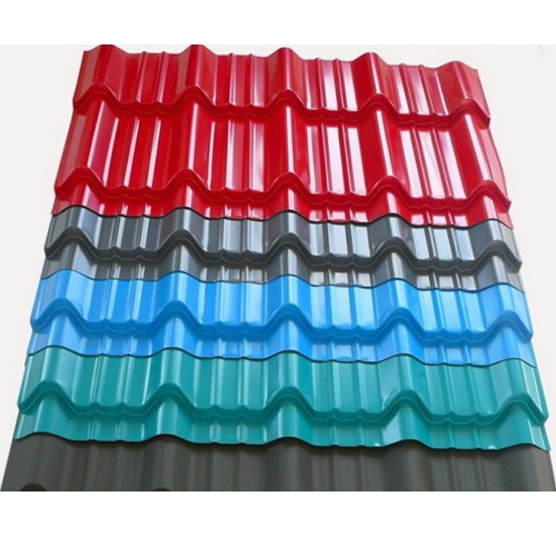 Color Steel Plate Material Aluminium corrugated/China manufacturer/galvanized steel plate  SD-49