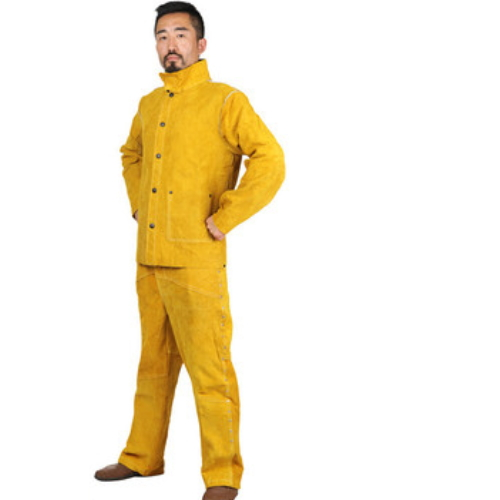 Full-body protective welding clothing Flame-retardant welder clothing Welding clothes DF-2002