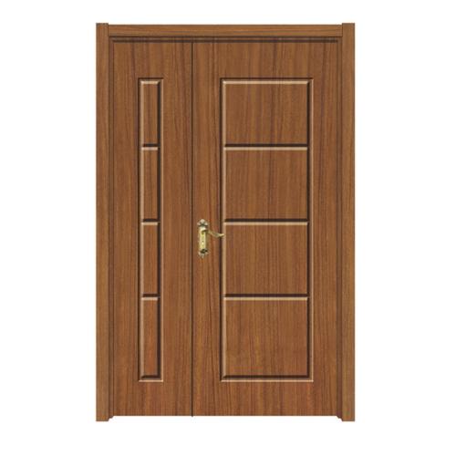 Modern Interior Hotel Wood Bedroom Door SS-P5003