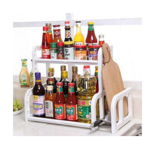 kitchen plastic corner storage rack   hc--1515