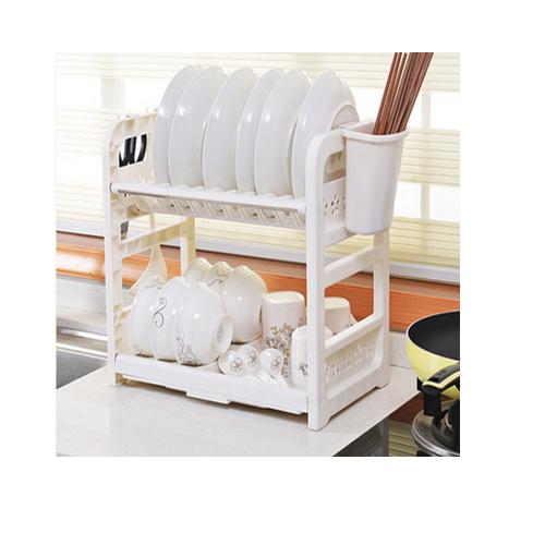 high quality kitchen plastic storage rack  hc--1512