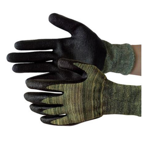 fashion heat resistant finger gloves  5002
