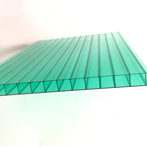 Noise Barrier Sound Barrier 8Mm Polycarbonate Sheet For Sunroom  025