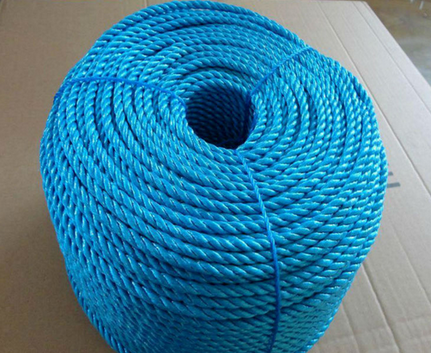 3 strand polypropylene rope with good price RZ-002
