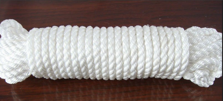 3 strand nylon twisted rope for sale RZ-004