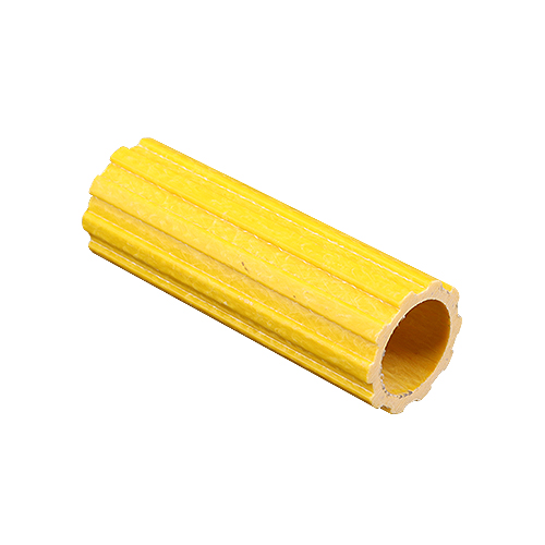 Supply Professional fiberglass round tube,UV Resistant Fiberglass FRP Tube Yl-022