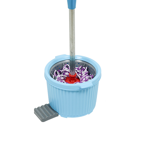 Easy Spin Magic Mop 360 Rotating Mop and Bucket Set  XZTB18-B