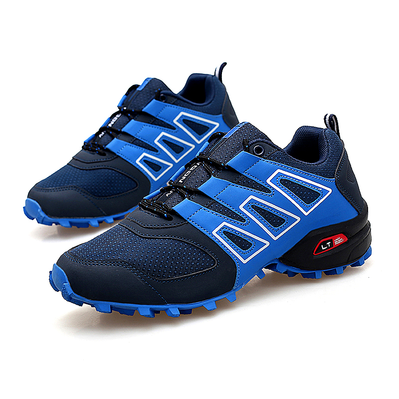Male Sport Lazy Casual Network Shock Absorption Running Shoes SF-113