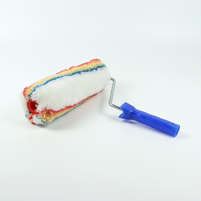 High Grade Acrylic Raw Material Paint Roller Brush  RM-01
