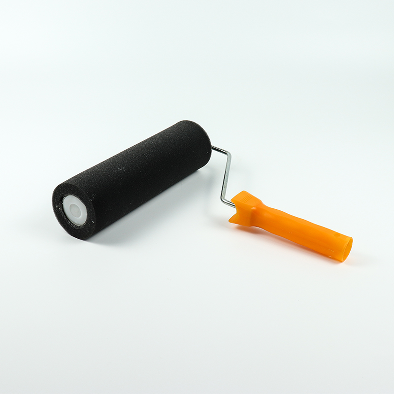 New Arrival Paint Roller Cover Acrylic Brush with plastic Handle  RM-02