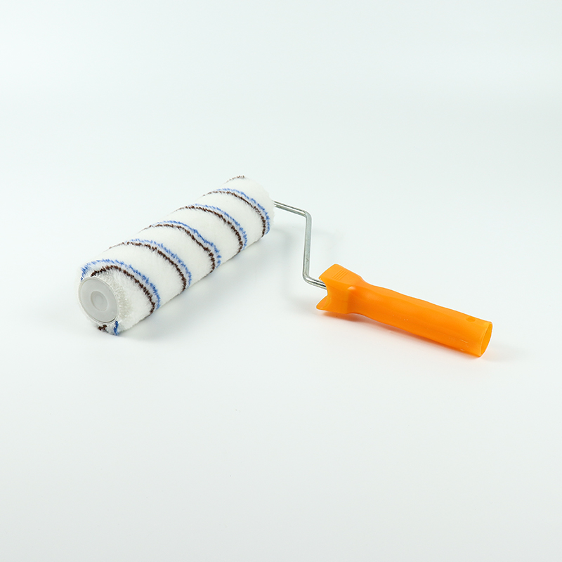 Handles Decorating Craft Paint Smooth Tools Foam Rollers Brush  RM-04