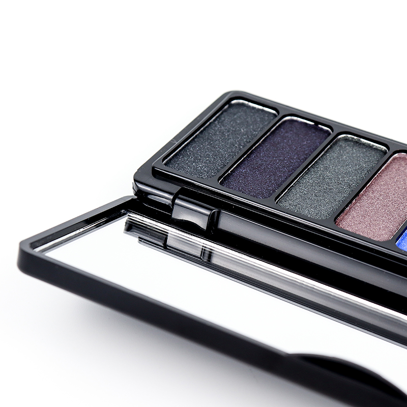 High Quality Cosmetic Private Label Pressed Glitter Eyeshadow  SYS-006