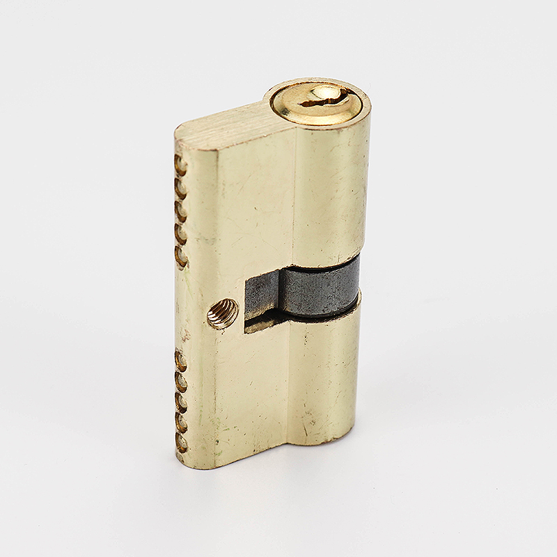 Euro Profile Brass Cylinder lock with Master Key  ZY-001