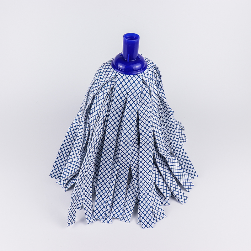 Disposable Household Wet Cotton Yarn Mop Heads RJ-009
