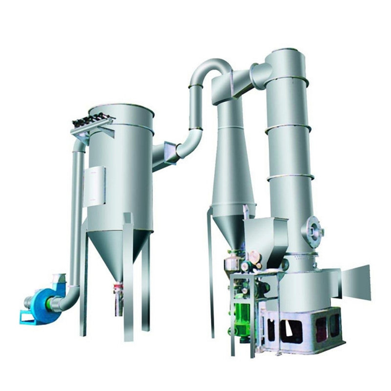Low Consumption High Efficiency Spin Flash Dryer Machine SM-11
