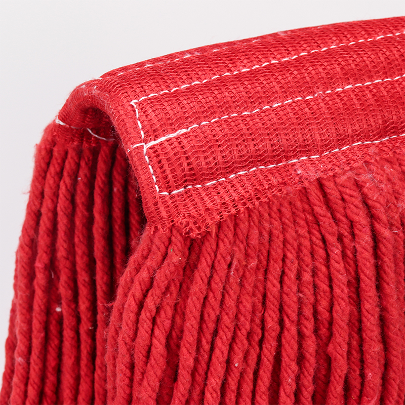 Strong Water Absorption Microfiber Floor Cleaning Mop Head RJ-060