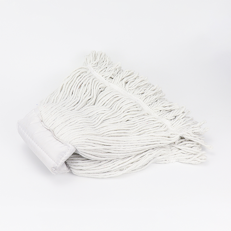 Cleaning cotton polyester mop replacement head RJ-061