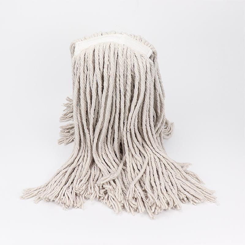 Durable Microfiber High Absorption Wet Mop Head RJ-062