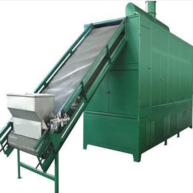 DW Model Continuous Desiccated Coconut Belt Conveyor Dryer SM-04